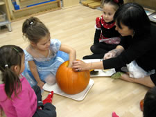 seasonal class activities